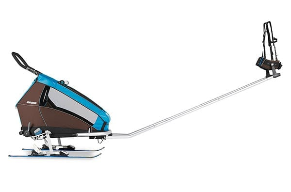 Croozer Ski Adapter