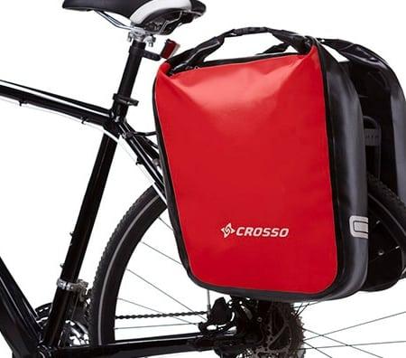 Wypożyczalnia sakw rowerowych Crosso Dry 60l