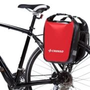 Przednie sakwy rowerowe