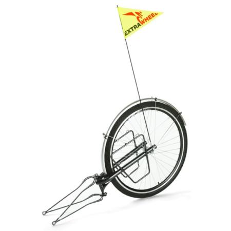 Przyczepka rowerowa ExtraWheel