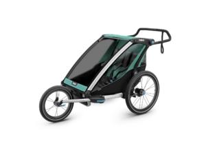 Thule lite 2 jogger - Wypożyczalnia przyczepek rowerowych Itinere