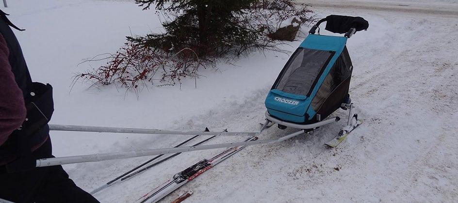 Świetne warunki narciarskie w Gdańsku