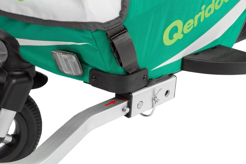 zestaw łączący przyczepkę Qerido z rowerem - Itinere Gdańsk