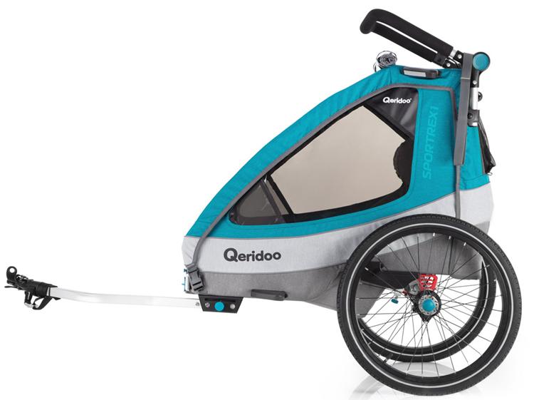 Qeridoo Sportrex 1 2020 - Itinere Gdańsk