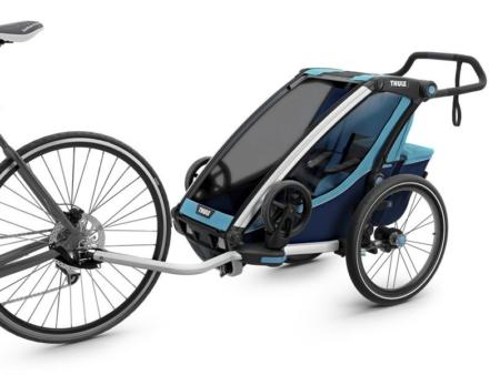 Wózek do roweru dla dziecka Thule Chariot Cross 1 2019
