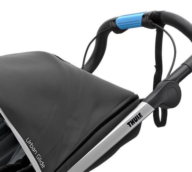 Regulowana rączka wózka do joggingu Thule Urban Glide 2